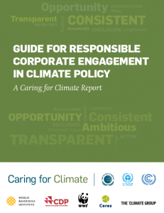 corporate-engagement-in-climate-policy