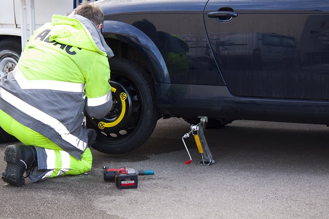 5 Car Breakdown Essentials For Your Staff