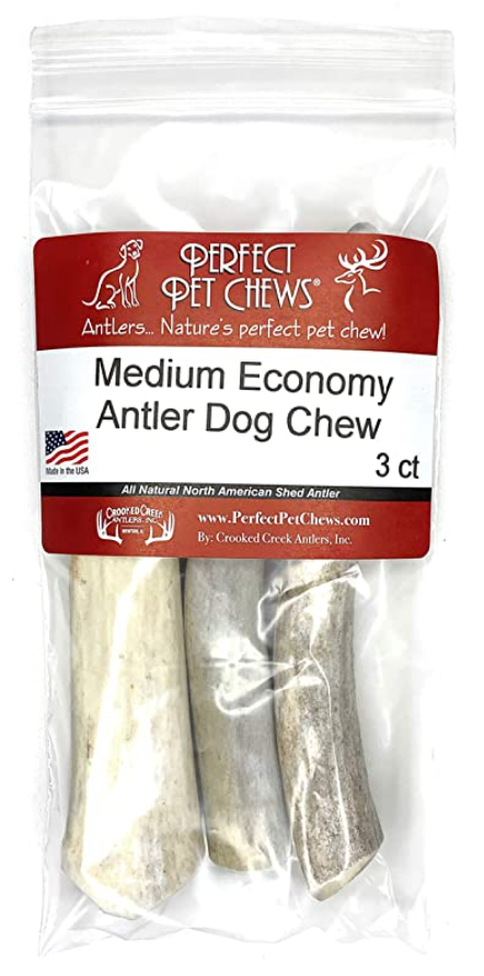 Antler Dog Chew Toy - Eco-Friendly and All Natural