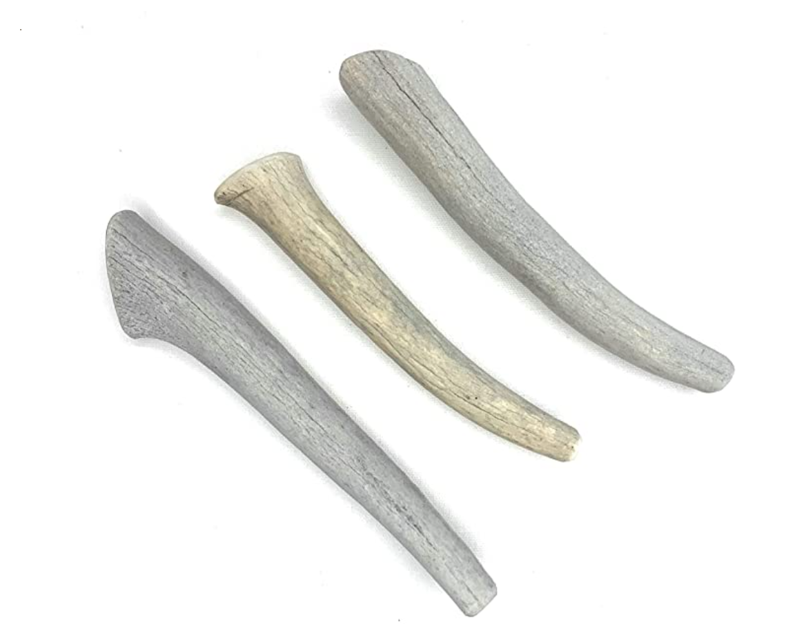 All Natural Antler Chew Toy - Eco-Friendly Dog Toys