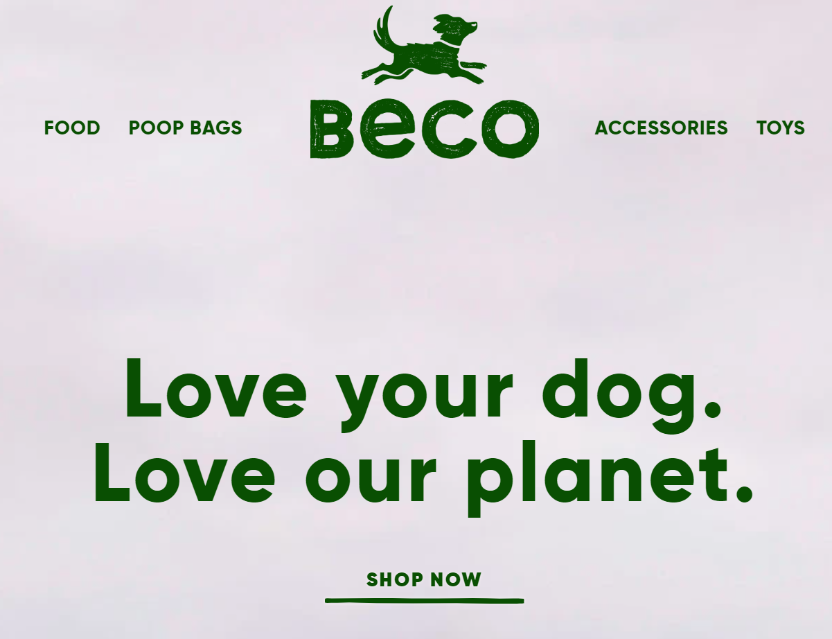 Beco Pets - Love your dog. Love your planet. Eco-Friendly Dog Toys Made by Beco Pets