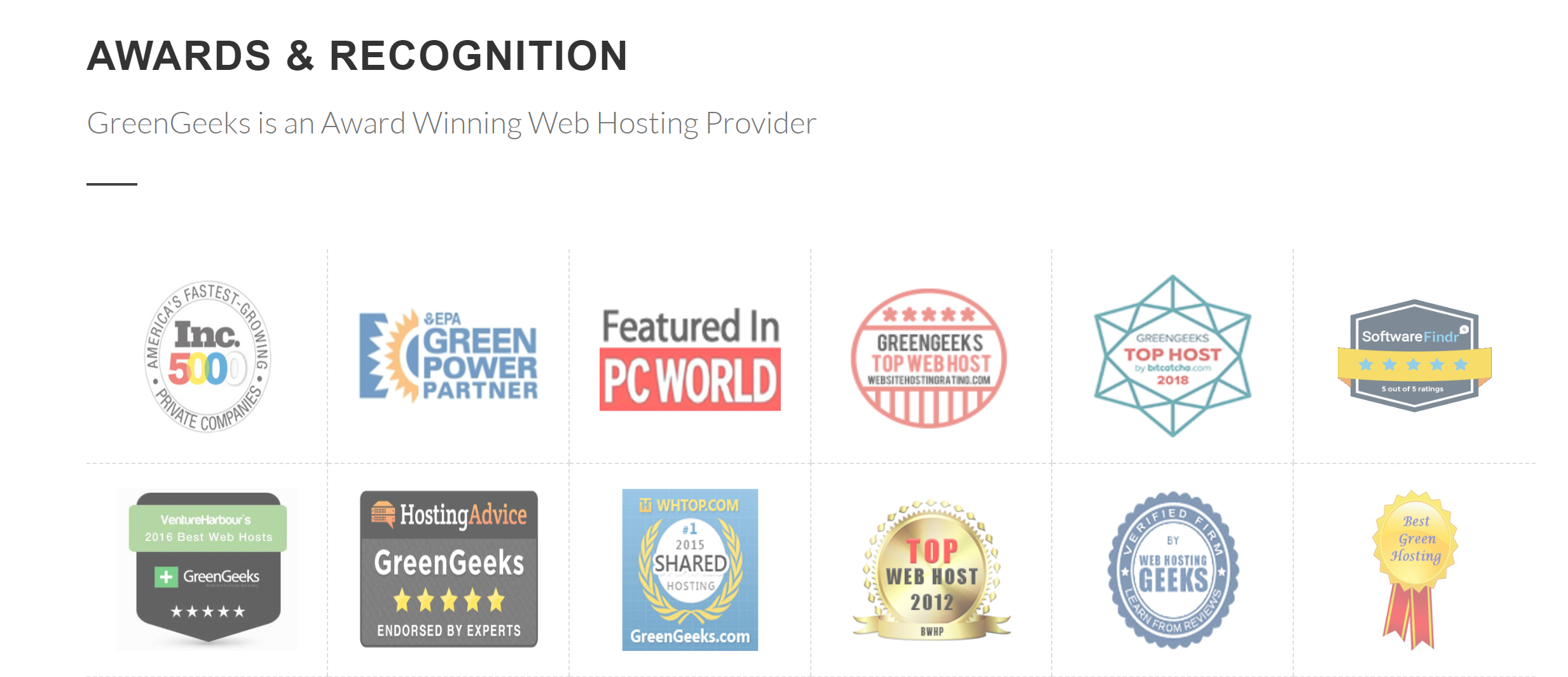 Best Green Web Host