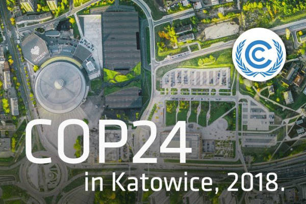 Climate Negotiations In Poland COP24