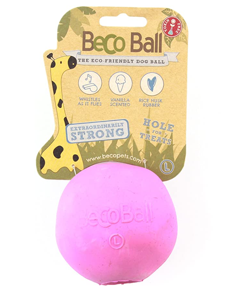 Beco Ball: Eco-Friendly Dog Ball