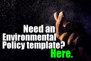 environmental-policy-template