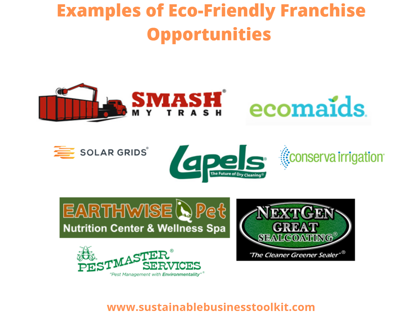 Examples of Eco-Friendly Franchise Opportunities - Green Business Ideas