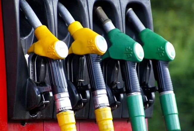 Fuel Costs - LPG vs. Petrol - Picture of Gas Pumping Station
