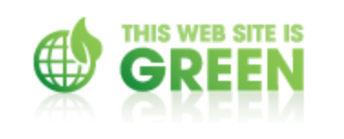 Green Web Hosting Credentials