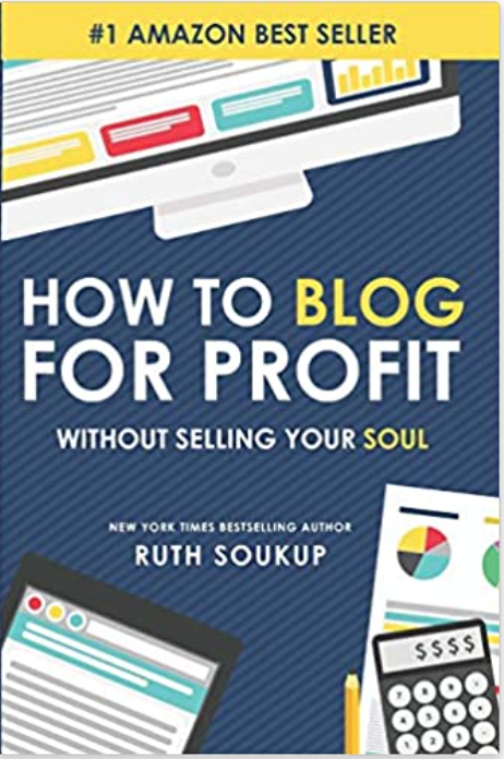 How to Blog For Profit Book Cover