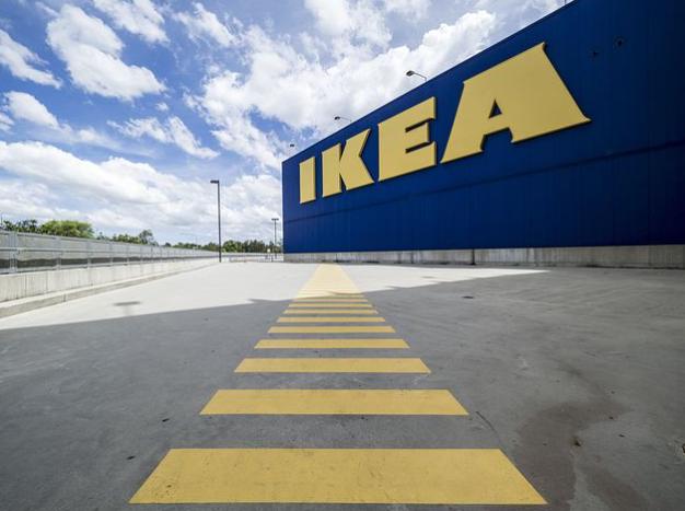 Flat Pack Furniture Sustainability - Ikea Building