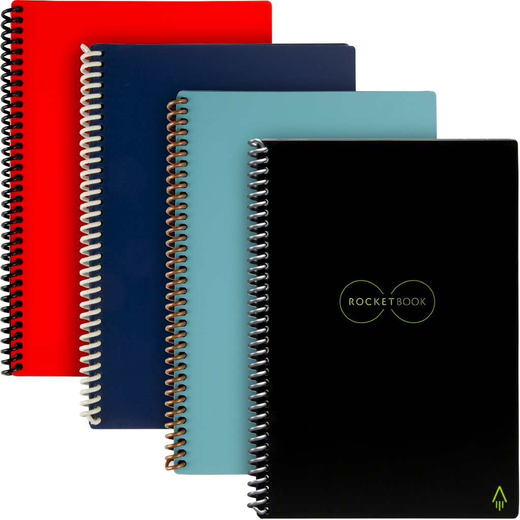 Picture of the Rocketbook Paperless Notebook