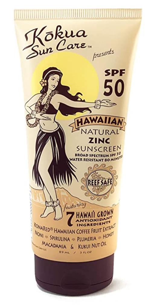 Kokua Sun Care Sunscreen