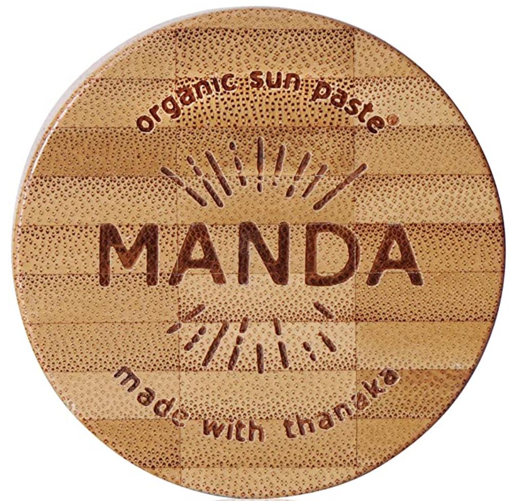 Manda SPF 50 Organic Sun Paste