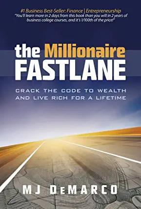Millionaire Fastline Book Cover