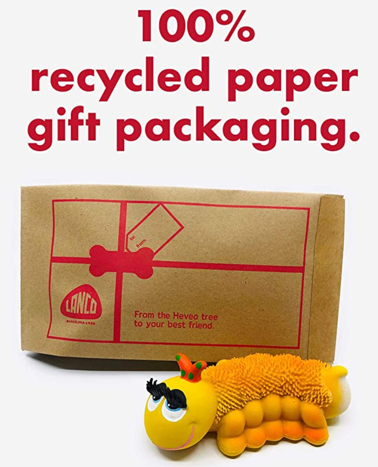 Recycled Paper Gift Packaging