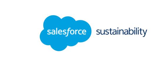 Salesforce Sustainability Logo