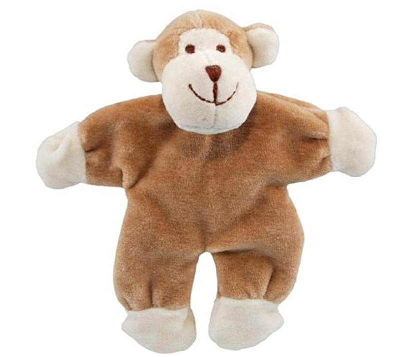 Simply Fido Monkey Dog Toy