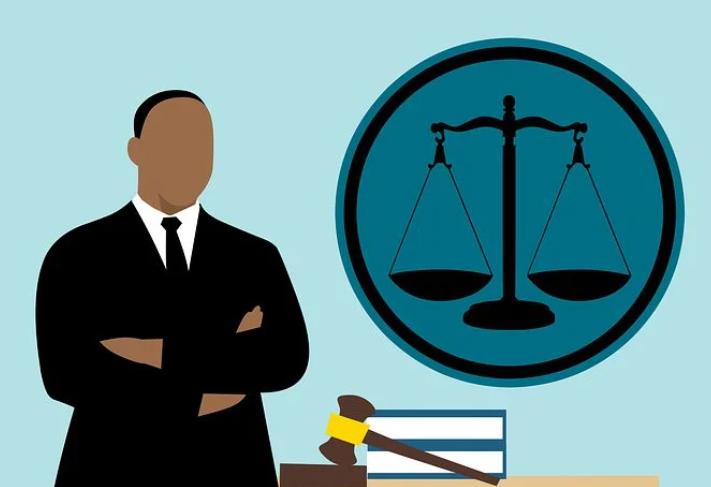 Legal Risks - Picture of a Judge