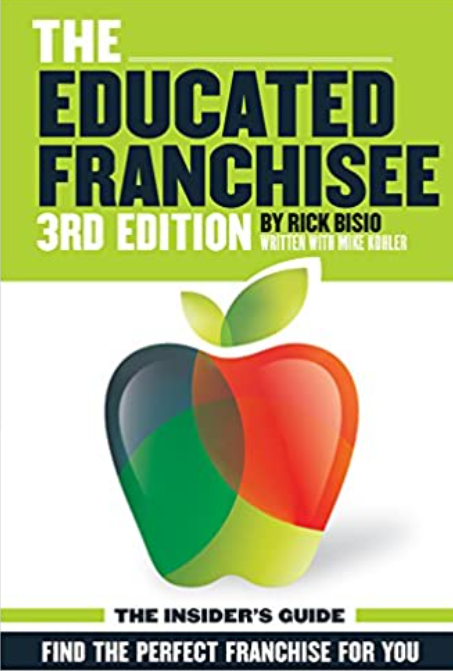 The Educated Franchisee Book Cover
