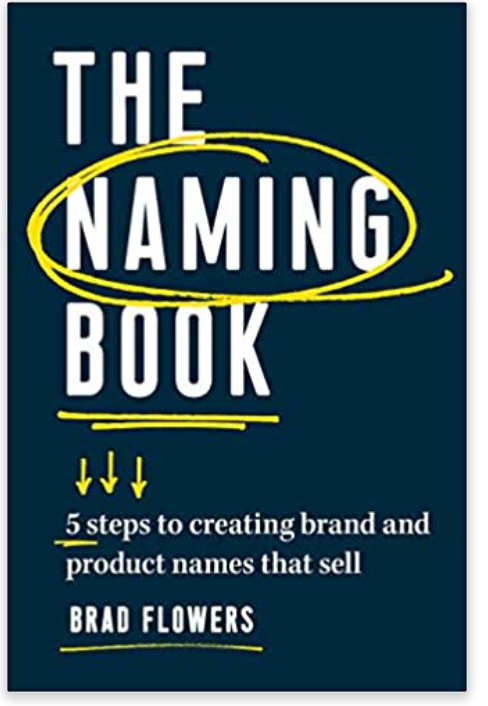 The Naming Book Cover