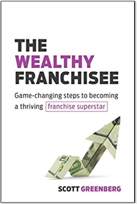 The Wealthy Franchisee Book Cover