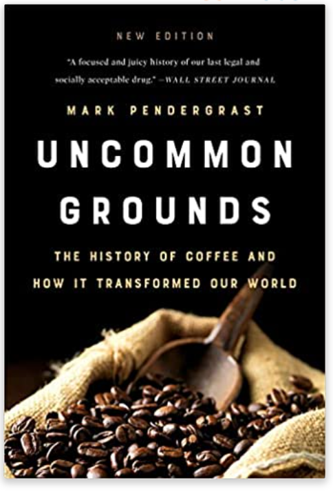 Uncommon Grounds - Book Cover