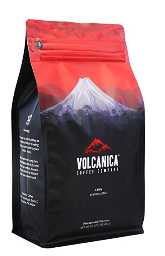 Volcanica Shade Grown Coffee