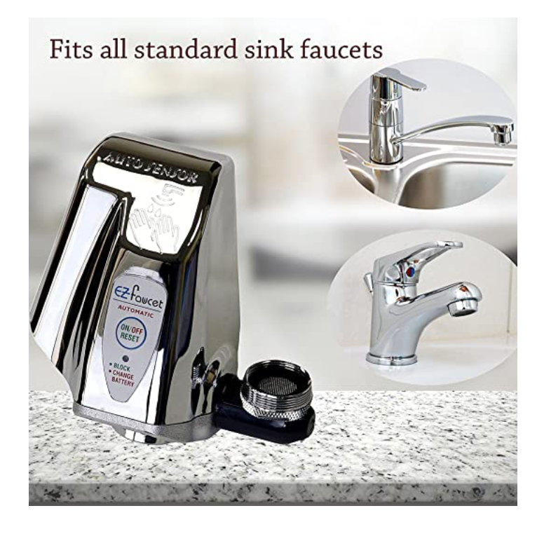 Water Saving Faucet Accessory