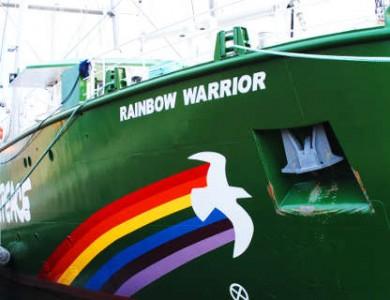 30 years ago, France sank the Rainbow Warrior