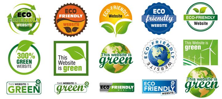 green-web-hosting-badges