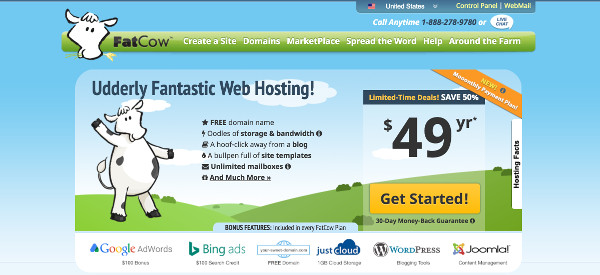 green-web-hosting-fat-cow