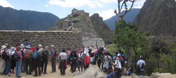 How Can Tourism at Machu Picchu be Sustainable?