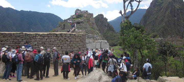 Machu Picchu Sustainable Tourism - Conserving Heritage