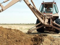 Natura 2000 Salt Lake Site Destroyed By Diggers