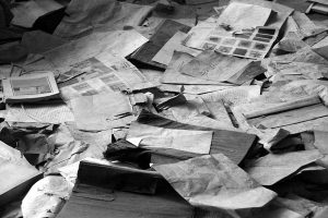 office-recycling-initiatives-paper-consumption