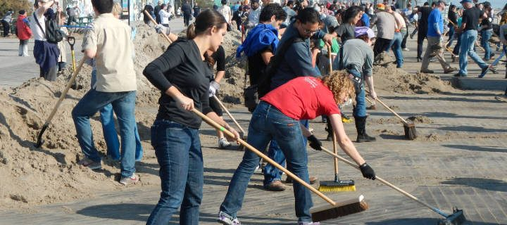 4 Fun Team Building Events with a Positive Impact