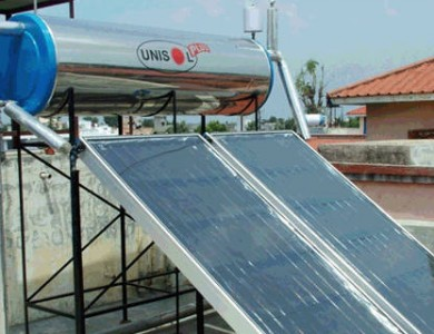 All about solar panels and solar water heating systems