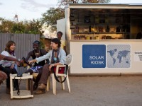Solarkiosk Business Model Energizing villages