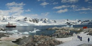 Sustainable tourism – Antarctica on the brink