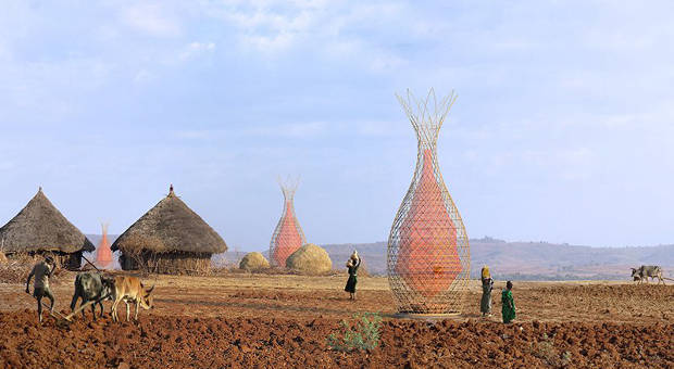 warka-water-towers